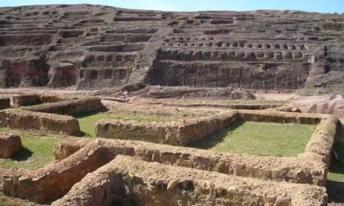 Bolívia - Melhores Pontos turísticos - forte samapaita