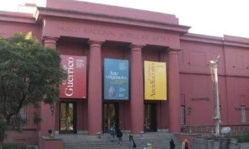 Pontos turísticos em Buenos Aires - Argentina - MUSEU BELAS ARTES