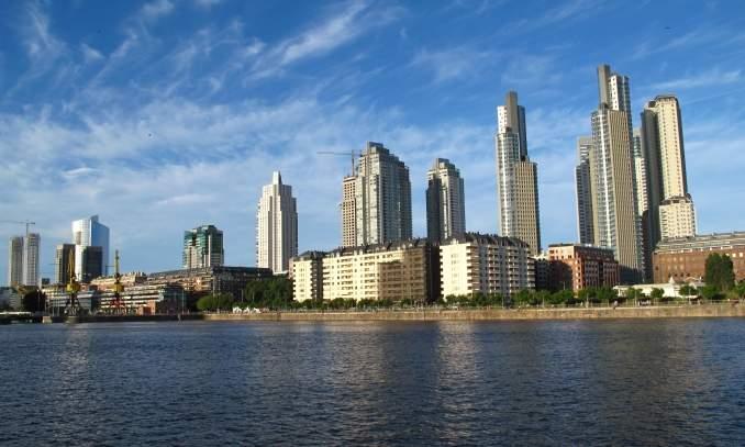 Temperatura e Clima em Buenos Aires - Argentina
