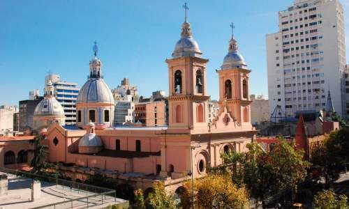 Pontos Turísticos da Argentina - cordoba