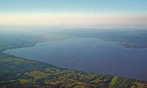 Pontos Turísticos no Paraguai - lago ypacarai