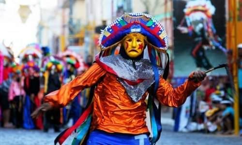 os caretas no carnaval de triunfo