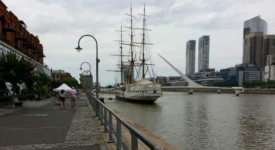 Puerto Madero em Buenos Aires  03