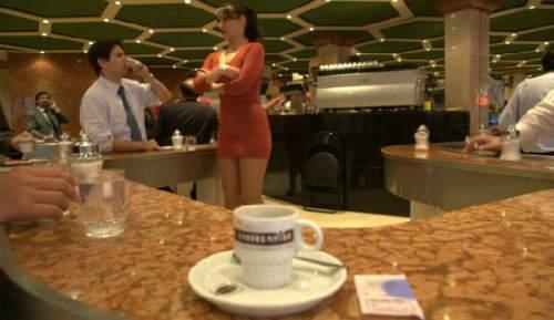 Santiago do Chile - Café Haiti 02