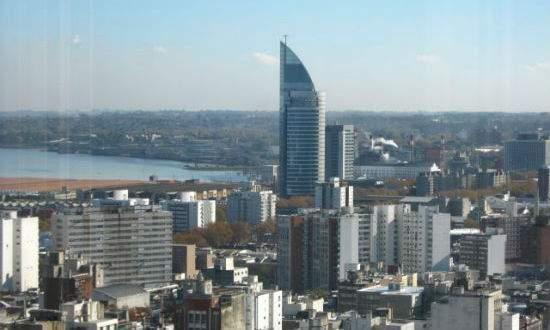O que fazer em Montevidéu - Mirador Panorâmico