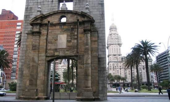 O que fazer em Montevidéu - Puerta de la Ciudadela