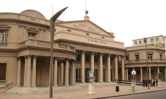 O que fazer em Montevidéu - Teatro Solis