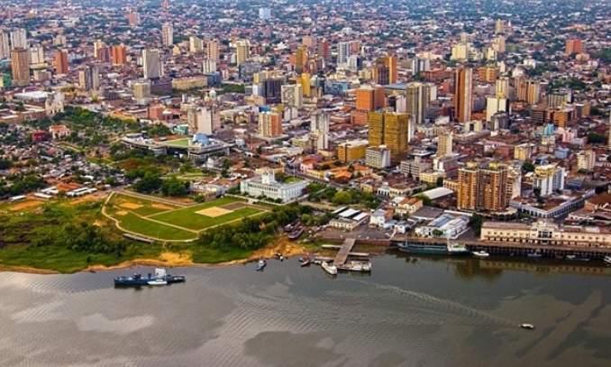 Pontos Turísticos em Assunção - Paraguai - capa