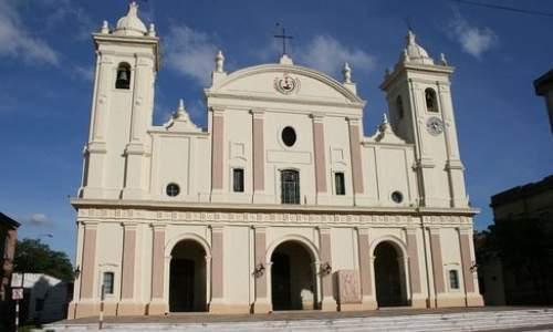 Pontos Turísticos em Assunção - Paraguai - catedral metropolitana