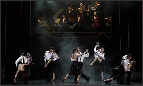 Show de Tango em Buenos Aires - esquina carlos gardel