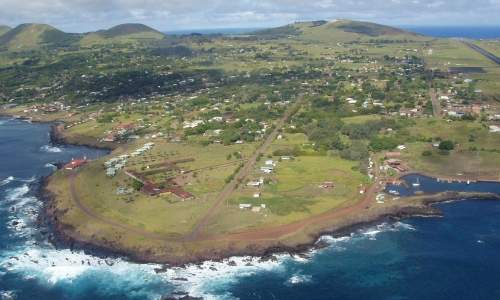 ilha de pascoa