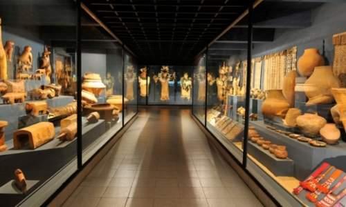 Pontos Turísticos em Assunção - Paraguai - museu do barro assuncao