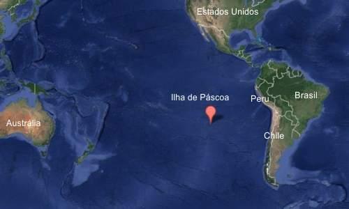onde fica a ilha de pascoa
