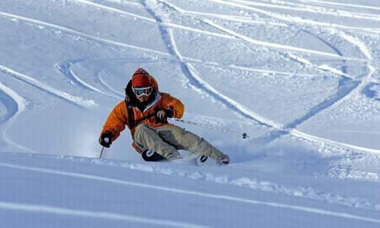 Esqui em Valle Nevado - Chile 01