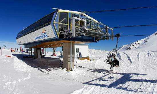 Esqui em Valle Nevado - Chile 02