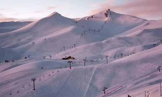 Esqui em Valle Nevado - Chile 03