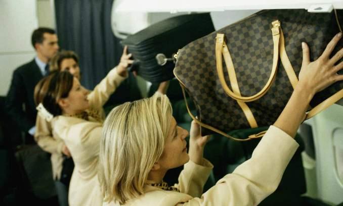 Bolsa De Mão No Avião : Bagagem de m?o o que ? proibido levar na viagem avi?o