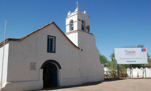 igreja San Pedro