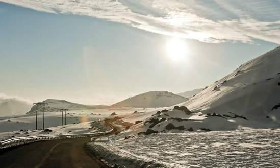 Esqui em Valle Nevado - Chile