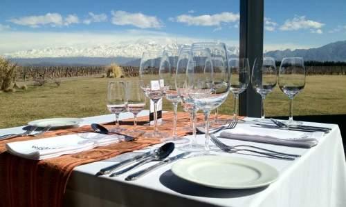 Visita guiada a Ruca Malen - Mendoza terra do vinho Argentino 01