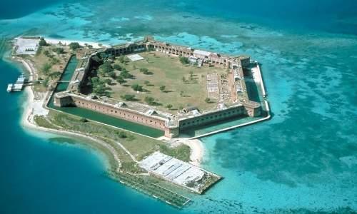 O que fazer em Key West - Dry Tortugas National Park