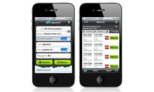 app que ajuda encontrar passagens mais baratas