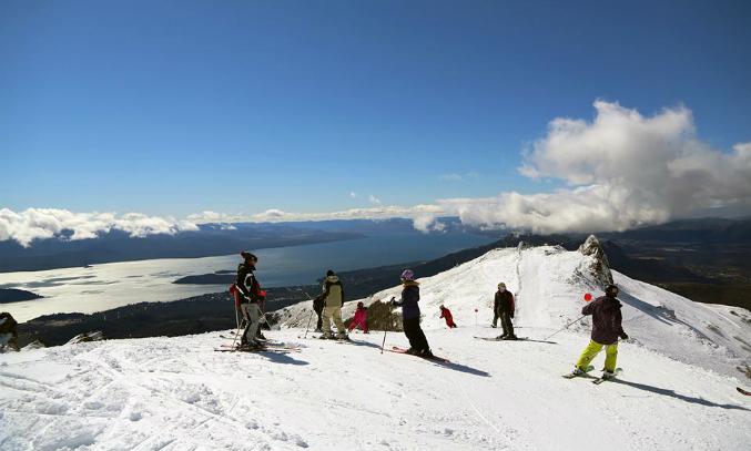 Cerro Catedral - Estação de Esqui em Bariloche