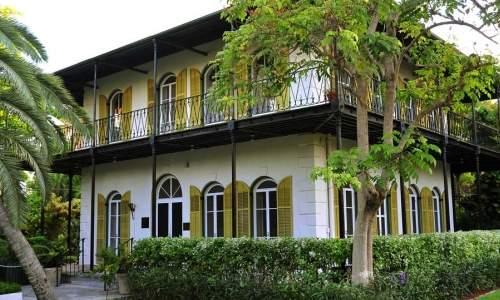 O que fazer em Key West - casa e museu de hemingway