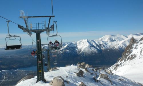 O que fazer em Bariloche - cerro catedral