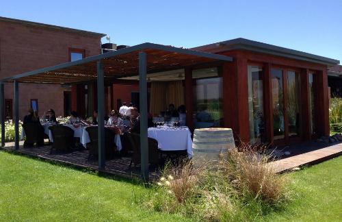 Visita guiada a Ruca Malen - Mendoza terra do vinho Argentino degostação 02