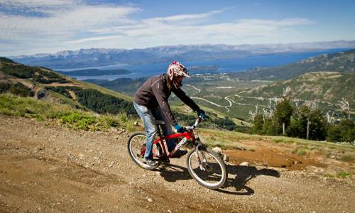 mountain bike verão