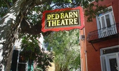 O que fazer em Key West - teatro red barn