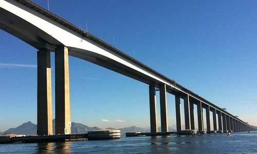 Pontos Turísticos no Rio de Janeiro - Ponte Rio Niterói