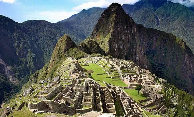 Preço das entradas para o Parque Machu Picchu + Huayna Picchu