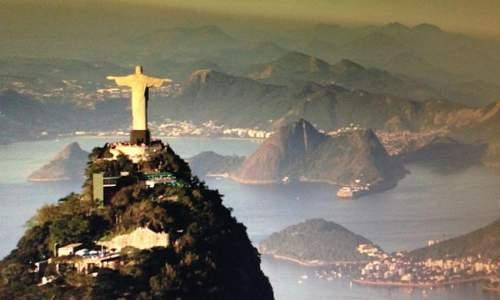 Pontos Turísticos no Rio de Janeiro - cristo redentor