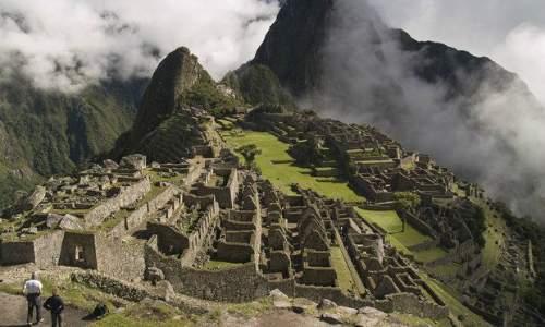 Quando ir a Machu Picchu: Temperatura e clima - machu picchu entre nuvens