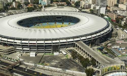 Pontos Turísticos no Rio de Janeiro - maracanã