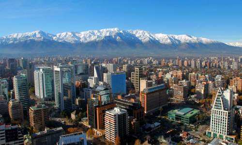 Chile Clima: Quando ir no Chile - santiago chile