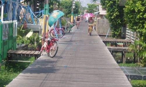 Afuá - A cidade das bicicletas um exemplo verde para o Brasil - 02