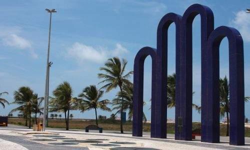 Pontos Turísticos de Aracaju - orla de atalaia