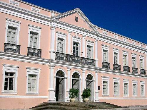 Pontos Turísticos de Natal - palácio Potengi