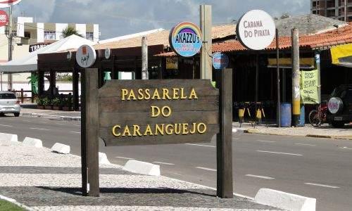 Pontos Turísticos de Aracaju - passarela do carangueijo