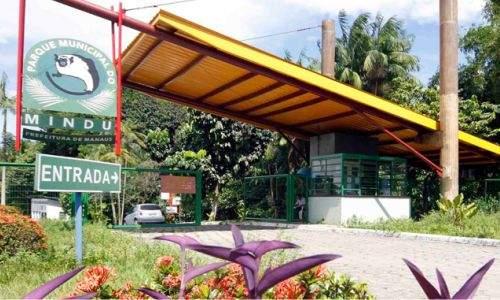 Pontos Turísticos de Manaus - Parque Municipal do Mindu