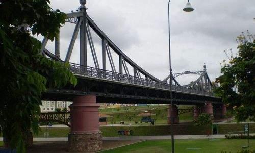 Pontos Turísticos de Manaus - Ponte Benjamim Constant