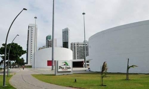 Pontos turísticos de Recife - parque dona lindu recife