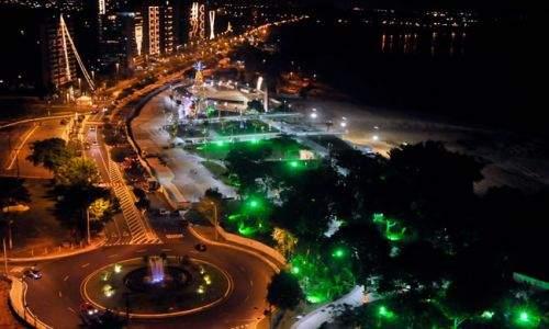 Pontos Turísticos de Manaus - ponta negra