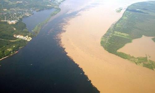 Pontos Turísticos de Manaus - rio negro