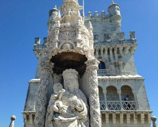 O que fazer em Lisboa em 1 dia - torre de belém