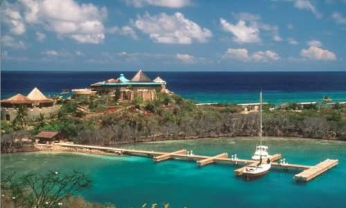 10 Lugares para viajar na lua de mel - Ilhas Virgens Britânicas