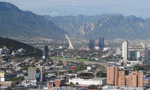 Pontos turísticos no México - Monterrey